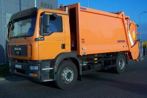 Śmieciarka PZ3560G