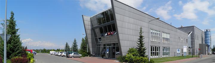 siedziba Tarnowskiej Gospodarki Komunalna TP-KOM Sp. z o.o.