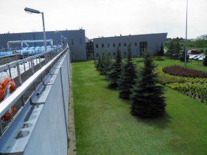 Siedziba firmy TP-KOM, bioblok