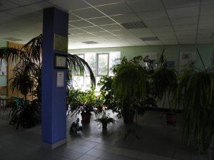Siedziba firmy TP-KOM - wejście